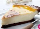 Γαλατόπιτα με σοκολατένια ζύμη από την Ντίνα Νικολάου !