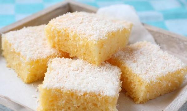 Κέικ ινδικής καρύδας από την Αννα και το Chefoulis.gr !