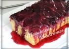 Σαλονικιό κέικ μέ κεράσια από την Ηλιάννα και τις «Μαγειρικές Διαδρομές» !