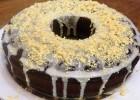 Υγρό κέικ σοκολάτας με κρέμα λεμονιού από την Μπέττυ και το «Taste of life by Betty» !
