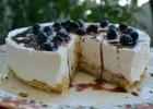 Τούρτα κανταΐφι με παγωτό γιαούρτι-μαστίχα και βύσσινο από την Ιωάννα Σταμούλου και το «Sweetly»!