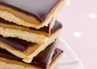 Μπάρες σοκολάτας – καραμέλας από τις «Γλυκές Τρέλες» !