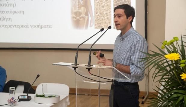 Δρ. Πωλ Φαρατζιάν PhD, MSc ,  Κλινικός Διαιτολόγος – Διατροφολόγος,   Εμπορικός Διευθυντής nutrimed Ltd .