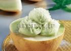Παγωτό πεπόνι με μέλι και γιαούρτι μόνο ΜΕ 3 ΥΛΙΚΑ, από την Αργυρώ μας!