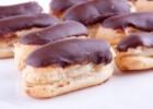 Εκλέρ σοκολάτας από  την Αρτεμησία και το «Chefoulis.gr»!