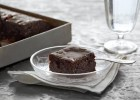 Σοκολατόπιτα  με σιρόπι κακάο από  την  minervahorio.gr!