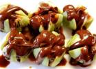 Σύκα με λιωμένη σοκολάτα  από το sidagi.gr!