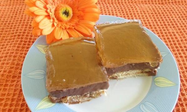 Σοκολατένιο γλυκό με ζελέ πορτοκάλι από  την Άννα και το Chefoulis.gr!