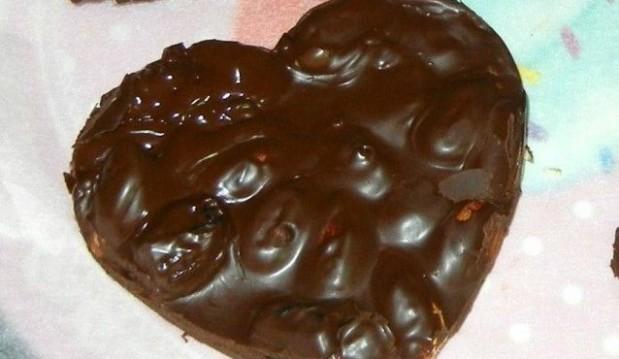 Σοκολατάκια με αμύγδαλο με 3 υλικά σε 3 κινήσεις  από το sintayes.gr!
