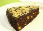Σοκολατένια τουρτίτσα με νουτέλα και μπισκότα από το Sintayes.gr!