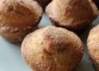 Donuts σε μορφή muffins, γίνεται; Μα φυσικά και γίνεται!,  από την Αλλατίνη-Χειρονομία αγάπης!