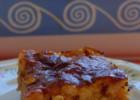 Πορτοκαλόπιτα με σιρόπι καραμέλας από την Ιωάννα Σταμούλου και το «Sweetly»!
