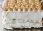 Παγωτό σάντουιτς με πτι μπερ από το icookgreek!