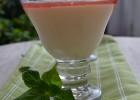 Ρυζόγαλο με γάλα καρύδας και σιρόπι φράουλας από .την Ιωάννα Σταμούλου και το sweetly!