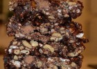 Σοκολατένιες Μπάρες με δημητριακά και ξηρούς καρπούς από το sokolatomania.gr!