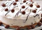 Cheesecake maltesers από την Μαριλού Μαντά και το «thinkdrops»!