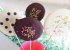 Γλειφιτζούρια σοκολάτας από την   Άννα και το chefoulis.gr!