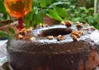 Καρυδόπιτα Φόρμας Με Γλάσο Σοκολάτας από την Ιωάννα Σταμούλου και το «Sweetly»!
