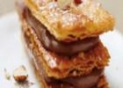Mιλφέιγ σοκολάτας από το gourmed.gr!