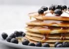 Pancakes με ταχίνι «Ολυμπος»,  από την «Χαλβαδοποιία Ελλάδος Παπαγιάννη»!