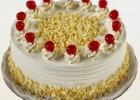 Τούρτα λευκή εσπρέσο-καραμέλα από τον Παναγιώτη Θεοδωρίτση και την «Ζαχαροπλαστική Πάνος»!