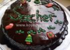 Sacher Torte – ΖΑΧΕΡ TORTE από την Ρένα Κώστογλου και το koykoycook.gr!