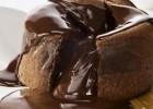 Υγρό κέικ σοκολάτας με σάλτσα σοκολάτας από   την ΙΟΝ και τον Ευρωπαϊκό Οργανισμό Le Monde!