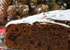 Σοκολατένια βασιλόπιτα με δαμάσκηνα από τον Στέλιο Παρλιάρο!