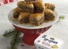Μπακλαβαδάκια με μέλι από τον Ηλία Μαμαλάκη και το minervahorio.gr!