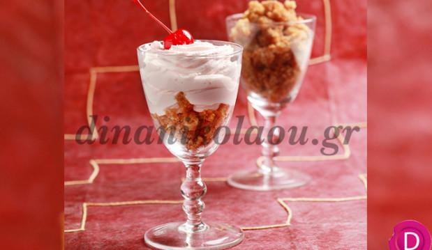 Γλυκάκι της στιγμής με περισσεύματα από μελομακάρονα, από την Ντίνα Νικολάου!