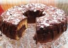 Κέικ γεμιστό με σοκολάτα  από την Εύα  και το chefoulis.gr!