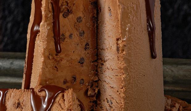 Παρφέ σοκολάτας σε τούρτα, από τον Στέλιο Παρλιάρο!