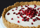 Cheesecake με ρόδι,  από την Αλλατίνη – Χειρονομία αγάπης!