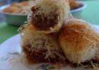 Κανταΐφι με καρύδια από την Ιωάννα Σταμούλου και το Sweetly!