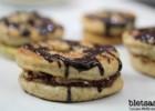 Μπισκότα γεμιστά με μήλο, από τον Ευτύχη Μπλέτσα και το keramaris.gr!