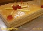 Τούρτα Μάνγκο & Ανανά, από τον Παναγιώτη Θεοδωρίτση και τις «Συνταγές Πάνος»!