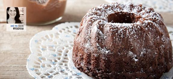 Το πιο εύκολο σοκολατένιο κέικ με 3 υλικά, από την Ελένη Ψυχούλη και το olivemagazine.gr!