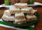 Παστάκια καρύδας με άρωμα λεμόνι, από την Μπέττυ μας και το «Taste of life by Betty»!