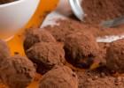 Τρουφάκια σοκολάτας με πορτοκάλι, από τον Στέλιο Παρλιάρο!