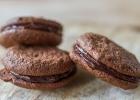 Macarons με σοκολάτα, από την Nestle και τις glikessintages.gr!