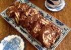 Γλυκό μωσαϊκό ή σαλάμι με ξηρούς καρπούς και cranberries, από την Μπέττυ μας και το «Taste of life by Betty»!