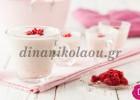 Smoothies με γιαούρτι, γάλα καρύδας και κόκκινα φρούτα, από την Ντίνα Νικολάου!