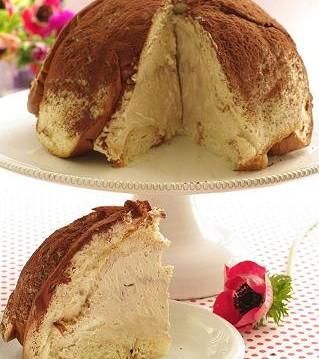 Τιραμισού με τσουρέκι, από το «Realfood», και την αξέχαστη, αγαπημένη μας  Αλεξία Αλεξιάδου† !
