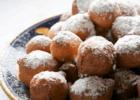 Παραδοσιακοί ιταλικοί λουκουμάδες με τυρί ρικότα από την «Αλλατίνη-Χειρονομία Αγάπης»!