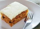 Κέικ καρότου με τυρί κρέμα, από την  Εύα και το chefoulis.gr
