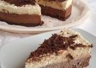 Τσιζκέικ σοκολάτα, από την Luise και το Radicio!