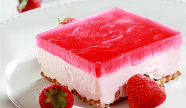 Πανεύκολο δίχρωμο γλυκό με γιαούρτι και ζελέ, από την  Επιστημονική Ομάδα του neadiatrofis.gr!