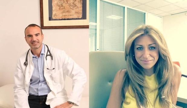 «Δύο ειδικοί κάτω απ` την ίδια στέγη….του Διαβήτη.» Ο Δρ. Ιωάννης Σφυρής – ειδικός παθολόγος και η Ιωάννα Θεοδωρακοπούλου, PsyD , – Ψυχολόγος-ψυχοθεραπεύτρια, μας μιλούν  για τον Διαβήτη ο καθένας από τη δική του σκοπιά.