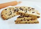 Γιγάντιο μπισκότο- Easy Giant Cookie Cake Recipe, Soft & Chewy,  by Gabriel Nikolaides and the Cool Artisan!