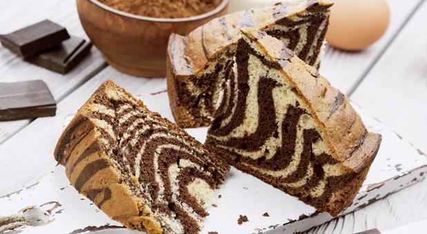 Κέικ ζέβρα, από την Μυρσίνη Λαμπράκη και το mirsini.gr!
